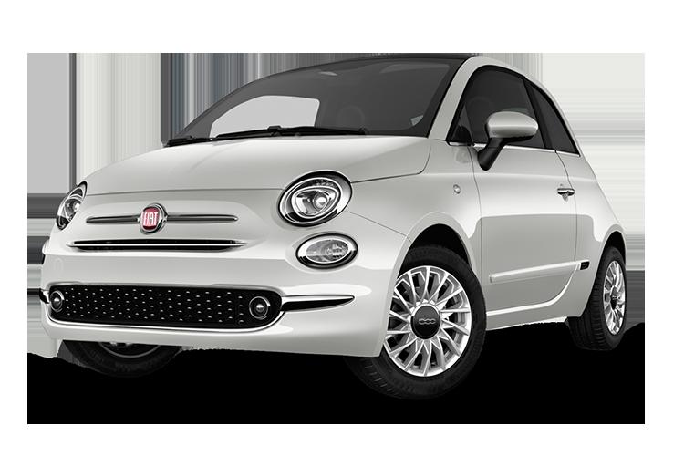 Fiat500 BLANCO
