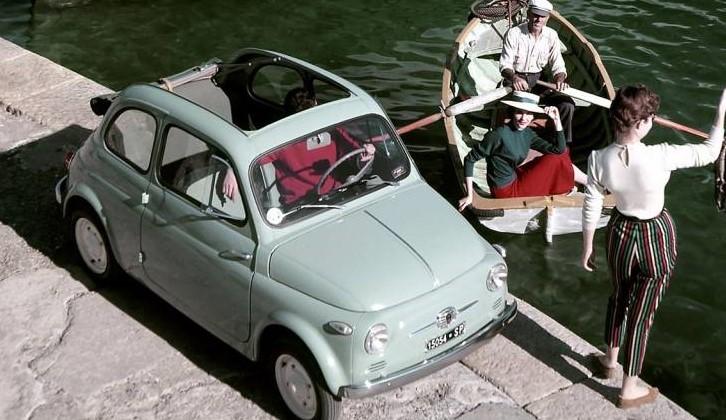 Fiat 500: una leyenda llena de estilo