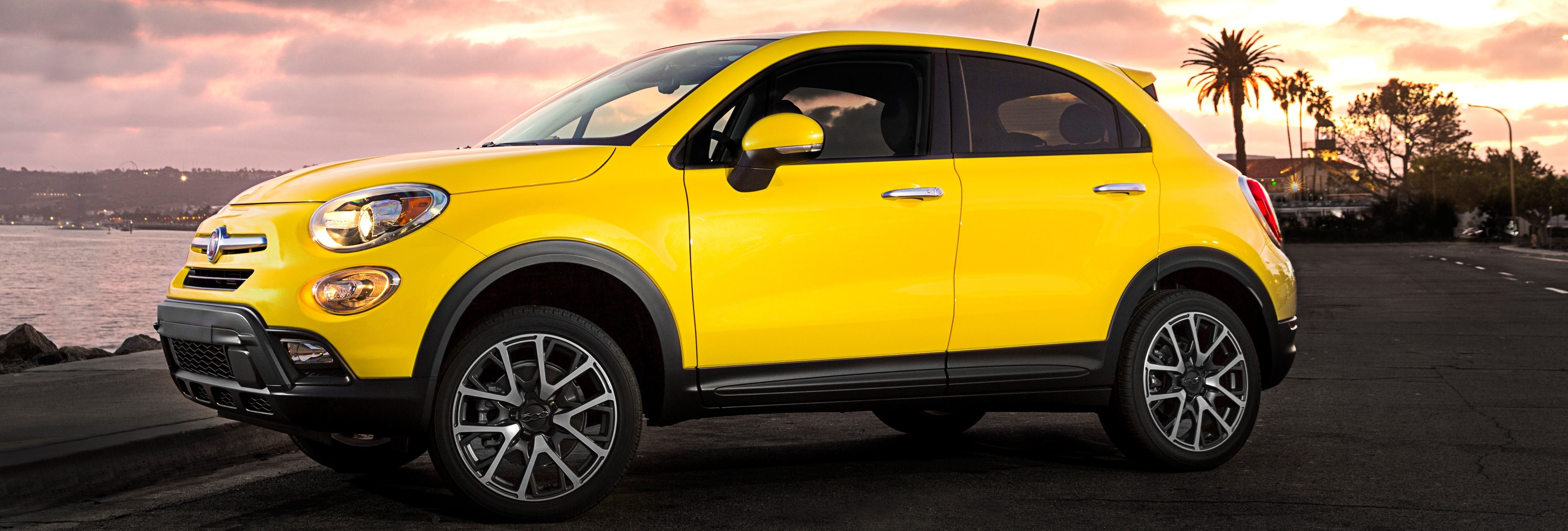 Fiat 500X: diseño para toda la familia